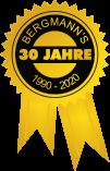 30 Jahre Bergmann's Partyservice
